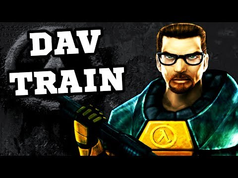 Ультиматум для G-MAN'a - DAV Train #1