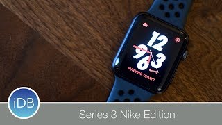 Apple Watch Series 3 Nike+ Edition
