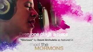 David Archuleta - Glorious (Lyrics)