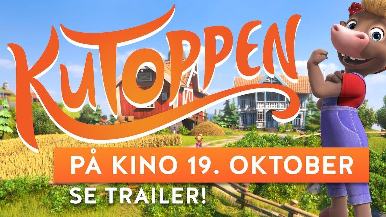 >KuToppen-filmen! | OFFISIELL TRAILER | Dyreparken | Qvisten | Nordisk film