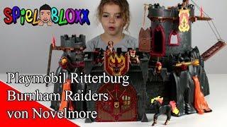 Playmobil Novelmore große Ritterburg der Burnham Raiders 70221