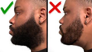 HOW TO GROW MORE FACIAL HAIR (in 60 Days) — Mens Grooming + Skincare