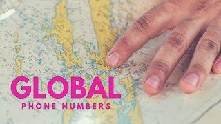 International Phone Number Database Search | Sales Training