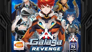 GALAGA REVENGE - Gameplay Walkthrough Part 1 iOS / Android - Galaga 2019 Game
