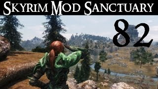 Skyrim Mod Sanctuary 82 : Immersive First Person View and Dragon Priest Circlets