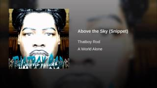 Above the Sky (Snippet)