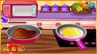 Chị bí đỏ hướng dẫn làm món thịt bò hầm ♥ Trò chơi nấu ăn ♥