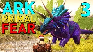 1] Toxic Raptors and Apex Dilos!!! (Let's Play ARK Primal Fear