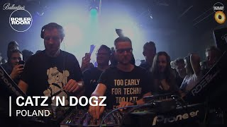 Catz 'N Dogz - Live @ Boiler Room & Ballantine's True Music Poland 2017