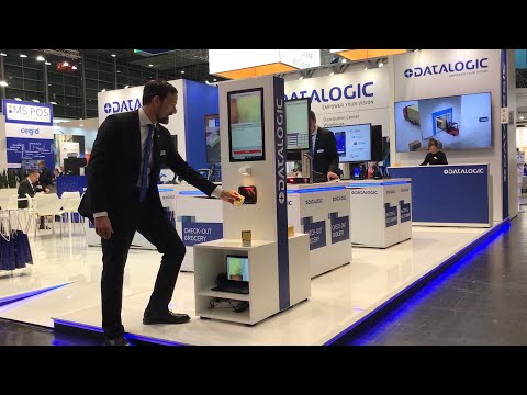 Datalogic @ EuroShop 2020 - Self-Checkout solutions