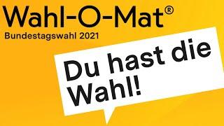 Bundestagswahl 2021 ★ Wahl-O-Mat ★