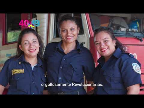 Nicaragua 40 Revolución