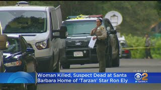 Exclusive Santa Barbara Neighborhood Rocked By Murder, Shooting At Actor Ron Ely's Home