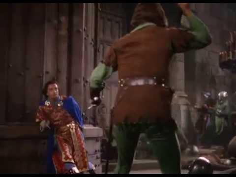 Robin de los bosques (1938) de Michael Curtiz (El Despotricador Cinéfilo)