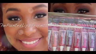 OCC Lip Tar Swatches | #ThePaintedLipsProject