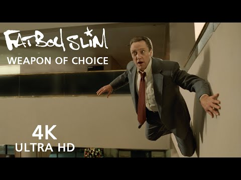 Fatboy Slim – Weapon Of Choice [Official Video]