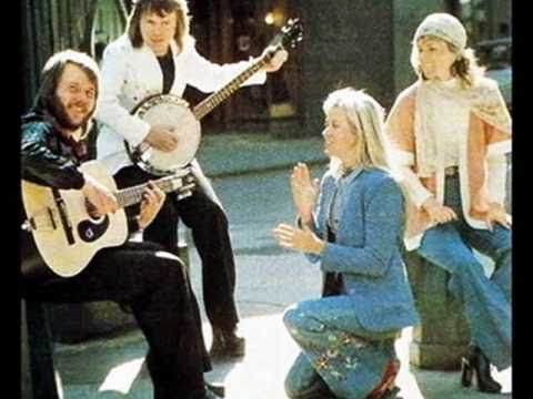Another Town, Another Train Lyrics – ABBA