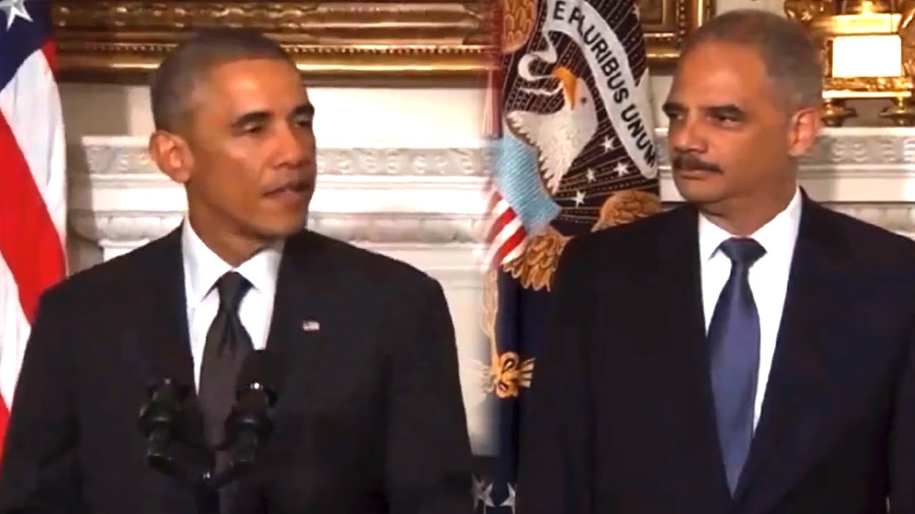 Eric Holder Resigns, Obama Loses Long-Serving Ally thumbnail