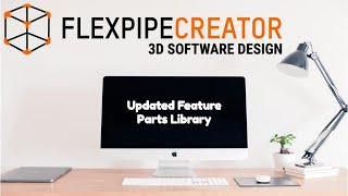 How to use Flexpipe Creator Extension for Sketch Up -Parts Library update