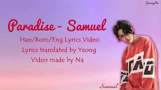 Lagu Samuel Paradise