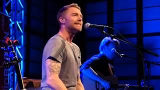 Ronan Keating - Let Me Love You live Berlin Radionkonzert RBB 09.02.2016