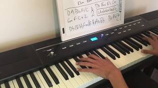 Unbreakable - Two Steps From Hell - Piano Cover