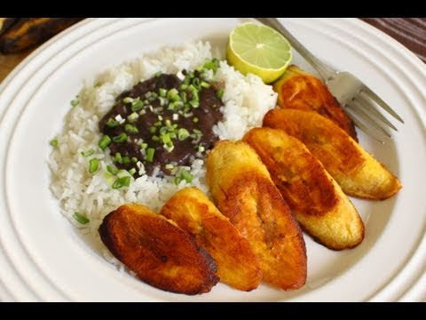 Sweet Plantains Recipe – Fried Sweet Plantains