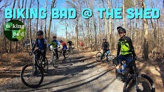 Biking Bad - Shredding the Shed