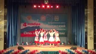Мордовский народный танец ...Сударушка Самарский