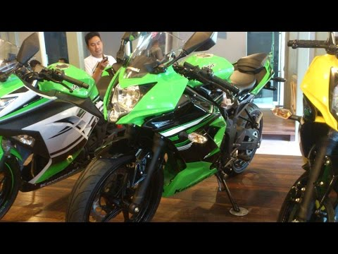 Kawasaki Ninja RR Mono Review Bahasa Indonesia