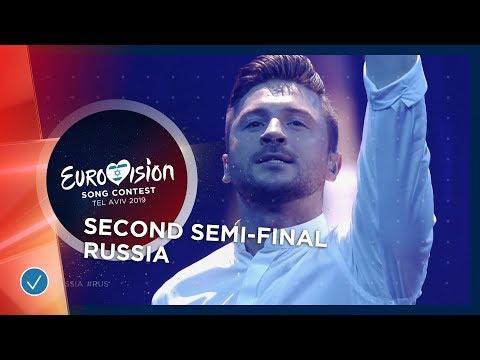 Sergey Lazarev - Scream - Russia - LIVE - Second Semi-Final - Eurovision 2019 видео