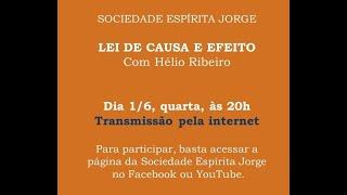 Lei de causa e efeito – Hélio Ribeiro – 1/7/2020