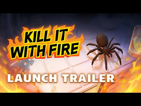 Kill It With Fire (PC) - Steam Key - GLOBAL - 1