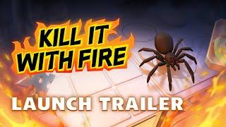 videó Kill It With Fire