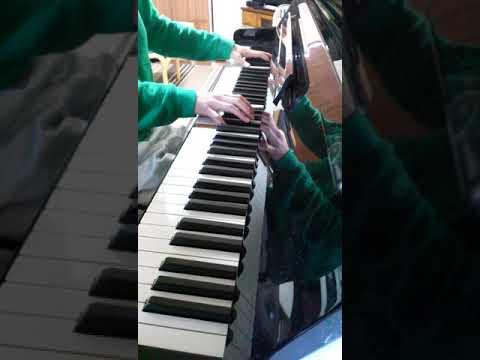 Download Girls Und Panzer Katyusha Piano Video 3GP Mp4 FLV HD Mp3