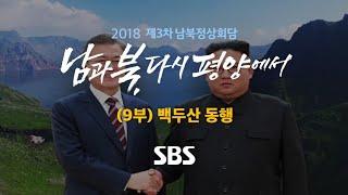 남북정상회담 특별 생방송