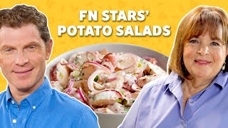 We Tried Food Network Stars Famous Potato Salad Recipes | TASTE TEST