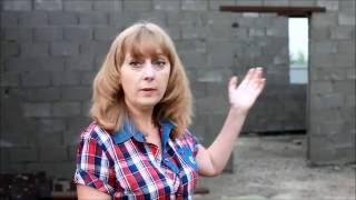 Дом разрушился, пока его строили, в Нижегородской области. Бракодел платить не желает.