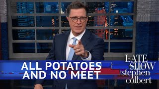 Kim Jong Un Chose A Potato Farm Over Mike Pompeo
