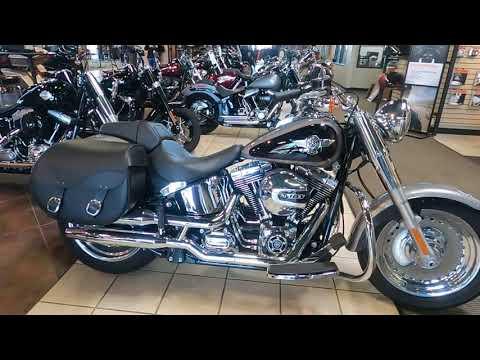 2016 Harley-Davidson Fat Boy FLSTF 103