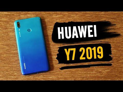 , title : 'Huawei Y7 2019 review, lo BUENO y lo MALO'