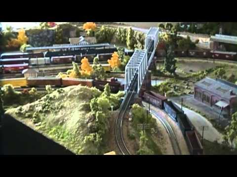 1 L Shaped Model Railroad Track Plans Layout Plans Pdf