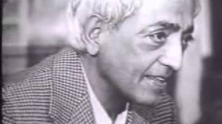 J. Krishnamurti - The Real Revolution - Observing Ourselves - Part 2