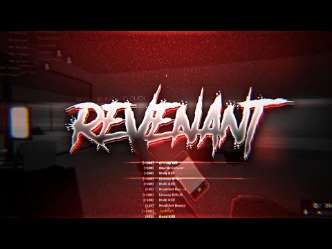 """Revenant"" A Bangers Only Tritage By Sin,Noah And Eclipse Edited By Kat And Quik"