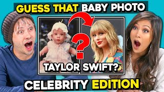 Can YOU Guess That Celebrity's Baby Photo? #2