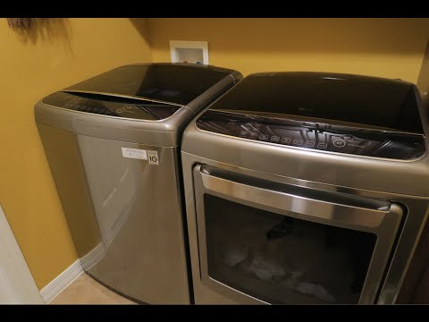 Buying A Washing Machine | LG Review | Sears | Family Vlog 6