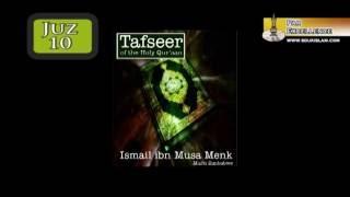 09 Tafseer - Juz 10 - Mufti Ismail Menk