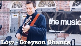 Low - Greyson Chance (Cover)