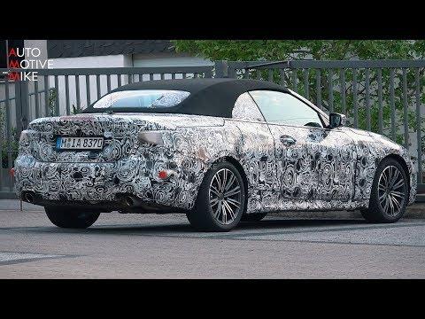 BMW 4 Series F33 Cabriolet