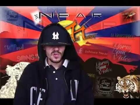 Near - Y'a pas de relève dans le rap fr [Interview + Freestyle Mad Monkey]